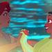 Tiana and Anastasia - disney-crossover icon