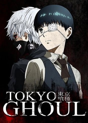 Tokyo Ghoul wolpeyper with anime called Tokyo Ghoul Poster