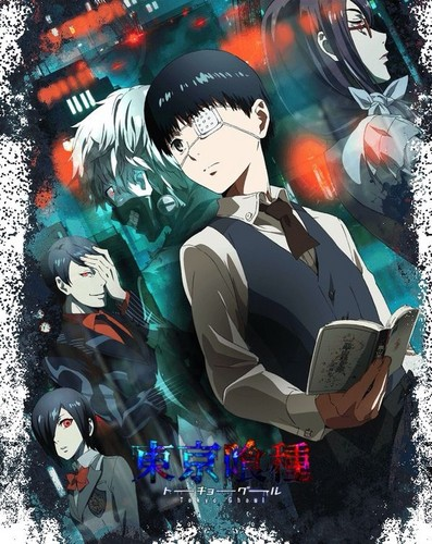 Tokyo Ghoul wallpaper probably with a diving suit and Anime called Tokyo Ghoul Poster