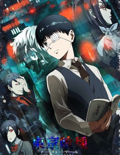Tokyo Ghoul wallpaper possibly with Anime entitled Tokyo Ghoul