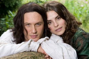 Tom and charlotte Wuthering Heights