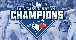 Toronto Blue Jays AL East Champions