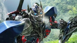 Трансформеры Age of Extinction Trailer Optimus Prime