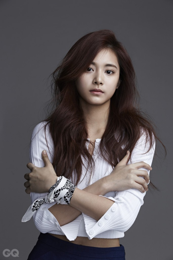 Tzuyu for GQ Korea
