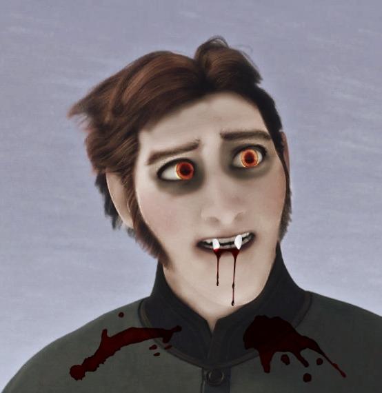 Vampire Hans