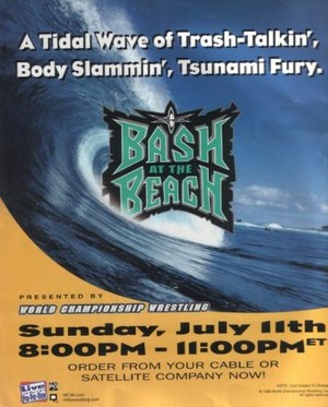 WCW Bash At The pantai 1999