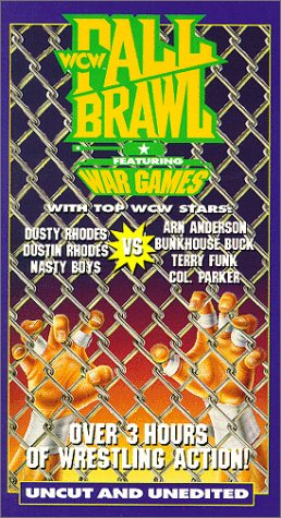 WCW Fall Brawl 1994