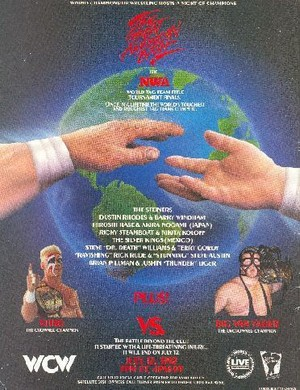 WCW Great American Bash 1992