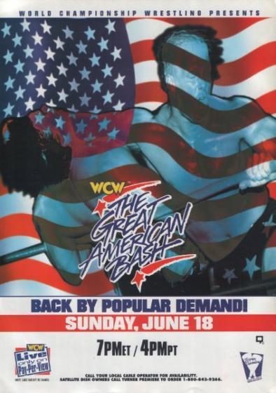 WCW Great American Bash 1995