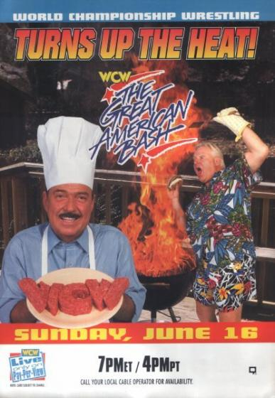 WCW Great American Bash 1996