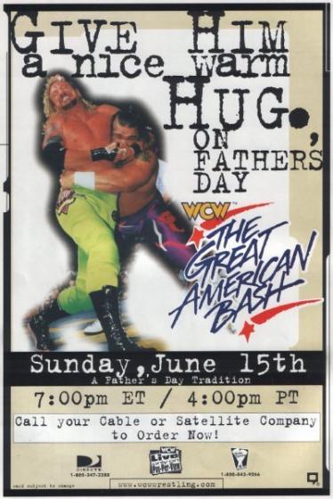 WCW Great American Bash 1997