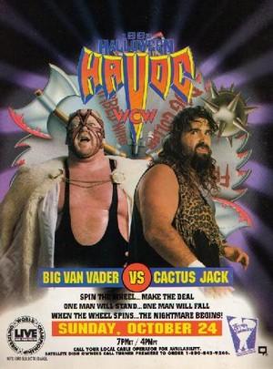 WCW Dia das bruxas Havoc 1993