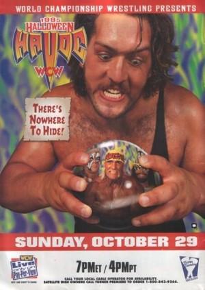WCW Dia das bruxas Havoc 1995