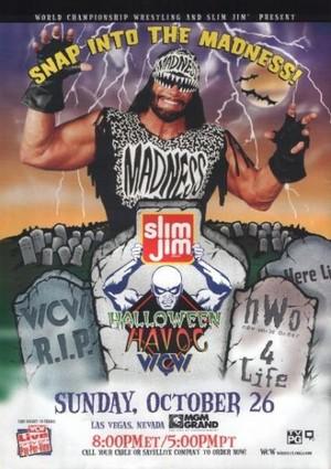 WCW Dia das bruxas Havoc 1997