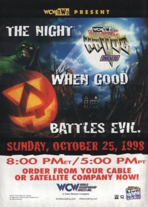 WCW Dia das bruxas Havoc 1998