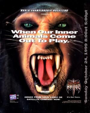WCW हैलोवीन Havoc 1999