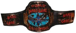 WCW Hardcore Championship sabuk Version 2
