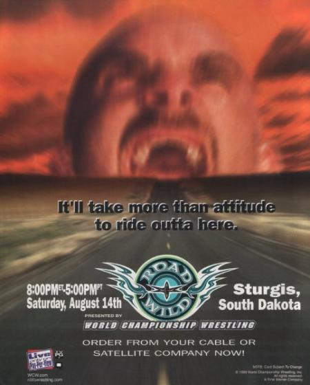 WCW Hog Wild 1999