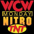 WCW Monday Nitro 1'st Logo