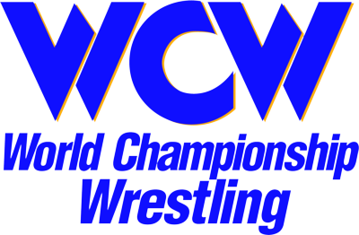 World Championship Wrestling Hintergrund entitled WCW Old Logo