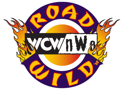 World Championship Wrestling fondo de pantalla entitled WCW Road Wild 1998 Logo