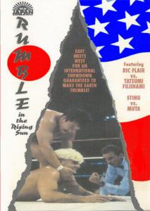 WCW Rumble In The Rising Sun 1991