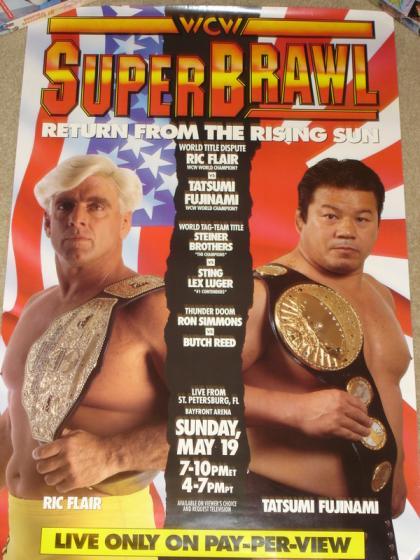 WCW Superbrawl 1991