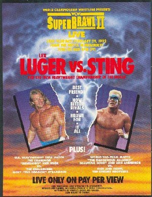WCW Superbrawl 1992