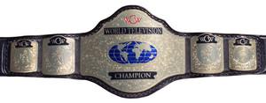 WCW Television Championship Belt
