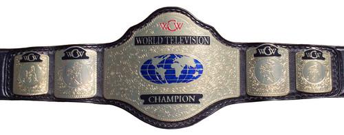 World Championship Wrestling Hintergrund entitled WCW Fernsehen Championship gürtel