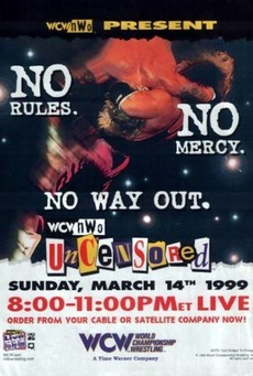 WCW Uncensored 1999