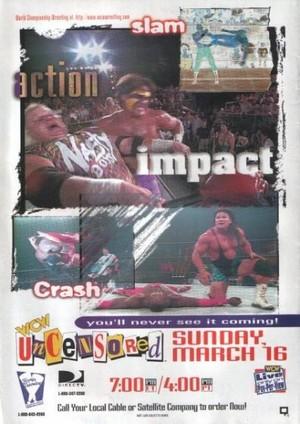 WCW Unceonsored 1997