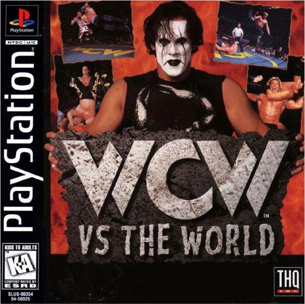 WCW V.S. The World