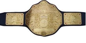 WCW World Championship ベルト