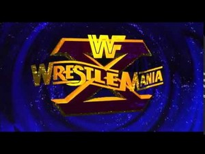 WWF WrestleMania X Opening Picture