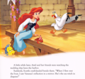 Walt Disney Books - The Little Mermaid: The Story of Ariel - walt-disney-characters photo