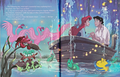 Walt डिज़्नी Book Scans - The Little Mermaid: The Story of Ariel (English Version)