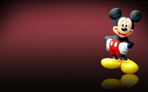 personaggi Disney wallpaper entitled Walt Disney wallpaper - Mickey topo, mouse