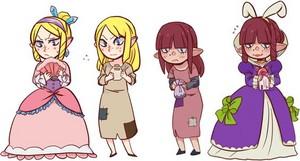 Windfall Girlies sejak kasutan
