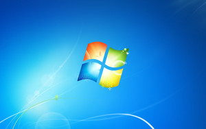 Windows 7 Default fondo de pantalla por pziig
