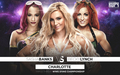 Wrestlemania 32 - পুডিংবিশেষ vs Sasha Banks vs Becky Lynch