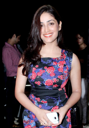 Yami Gautam at Ramaiyah VastavaiahSpecial screening