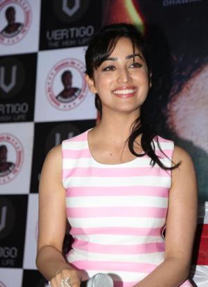 Yami Gautam in Sleeveless Outfit
