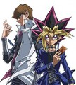 Yu-Gi-Oh! The Dark Side of Dimensions - Kaiba Seto and Mutou Yuugi