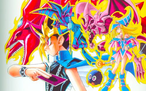 Yu-Gi-Oh fond d'écran called Yu-Gi-Oh!