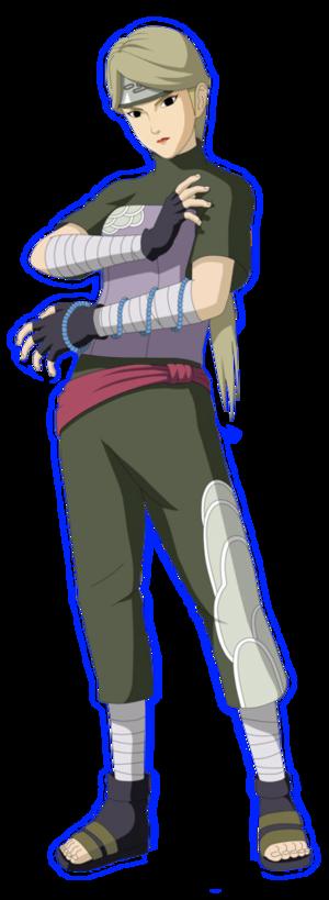 Yugito's full appearance