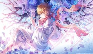 Yukine kertas dinding
