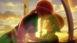 Yuno and Yukiteru