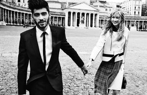 Zayn for US Vogue