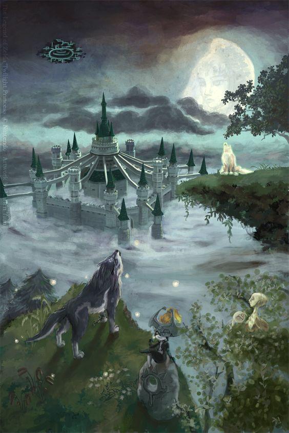 Zelda Twilight Princess The Legend Of Zelda Twilight